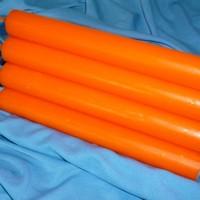 thumb-Stabkerze, Orange-3