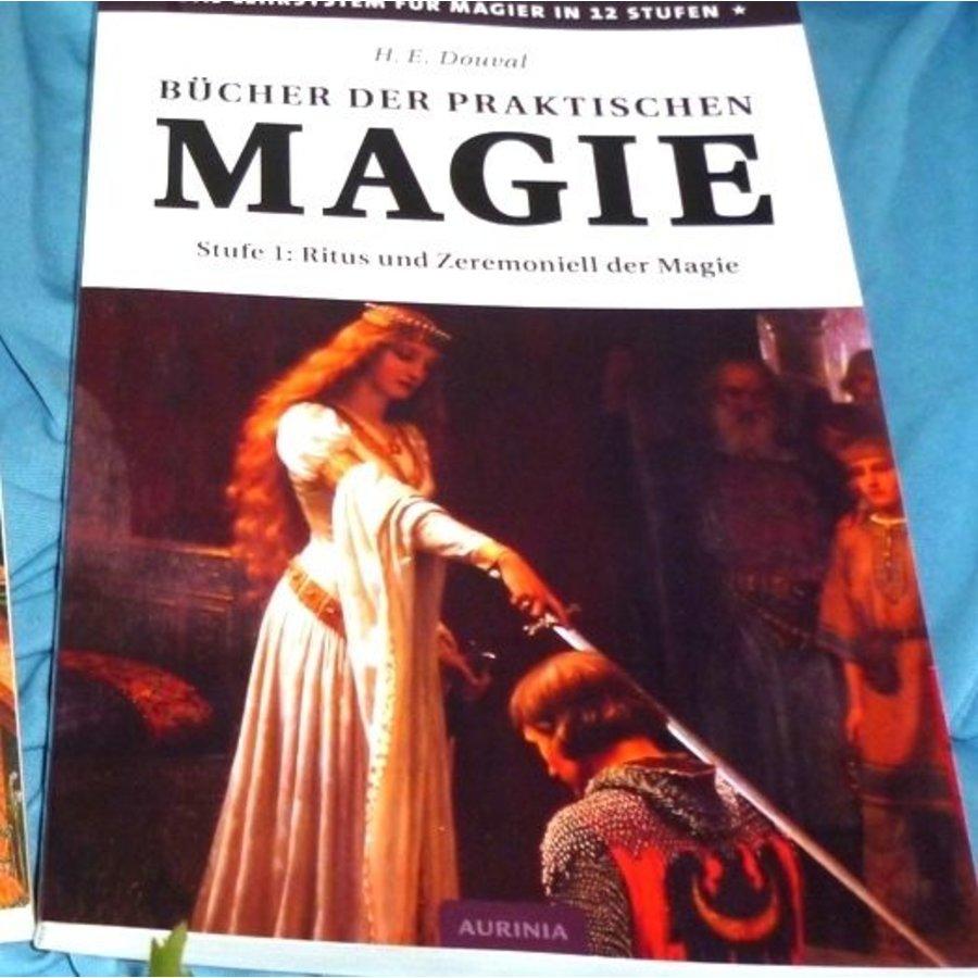 Bücher der praktischen Magie - Stufe 1-3