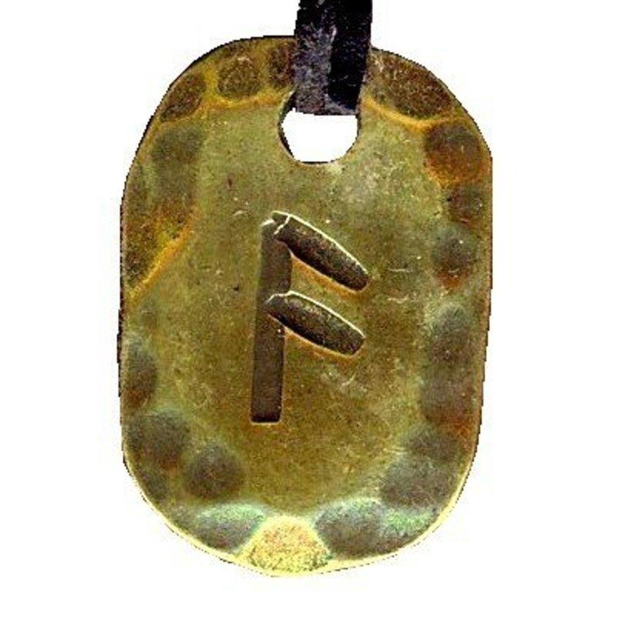 Amulett Rune, Anhänger-1