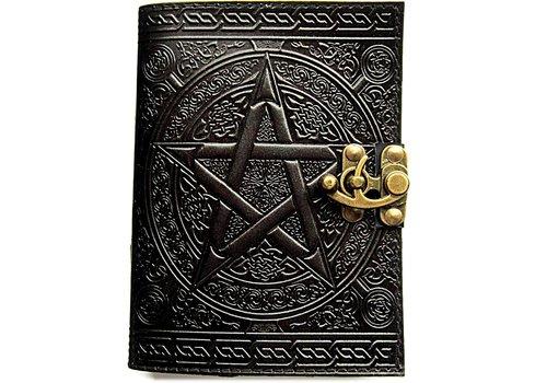 Buch der Schatten Pentagramm schwarz