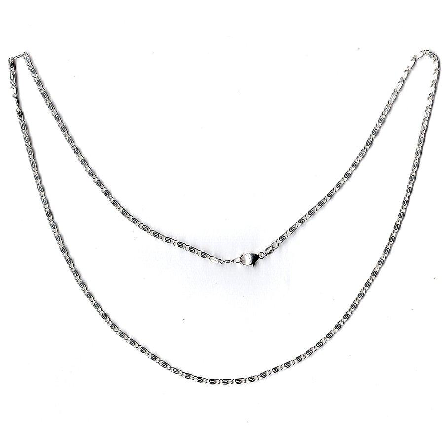 Hochwertige Marken-Silberketten von Alterras-5