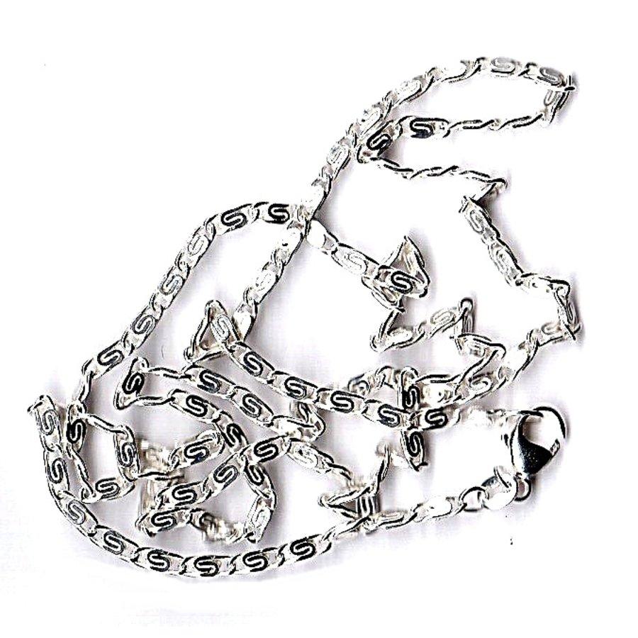 Hochwertige Marken-Silberketten von Alterras-1