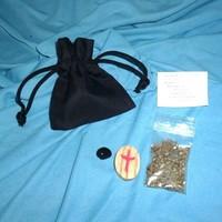 thumb-Mojo-Bag (Mojo-Beutel), Schutz-2