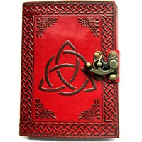 thumb-Grimoire - Book of shadows Triquetra Charmed-1