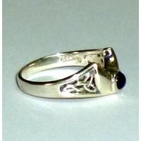 thumb-Ring Halbmond aus 925-Silber-4