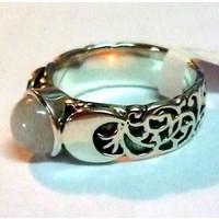 thumb-Dreifacher Mond Ring.-5