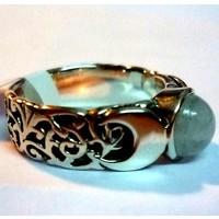 thumb-Dreifacher Mond Ring.-4