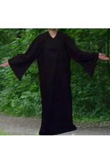 Ritualbedarf Ritualkleid, schwarz