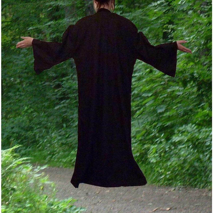 Ritualkleid, schwarz-2