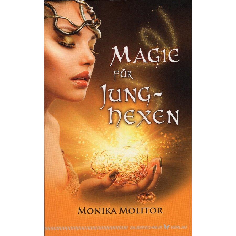 Esoterik Buch über Magie und Hexerei-1