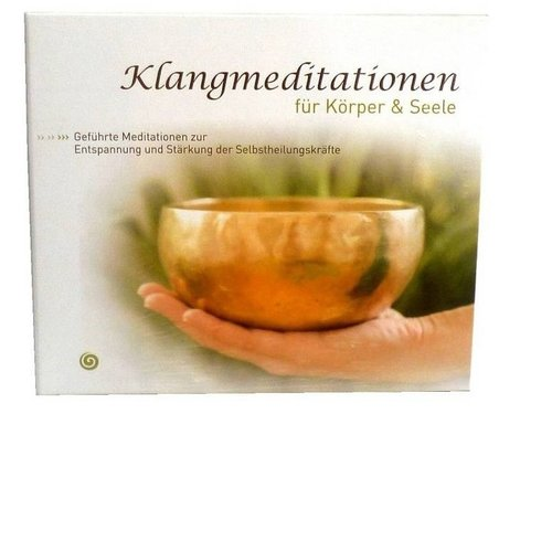 Yoga & Meditation, DVDs,CDs