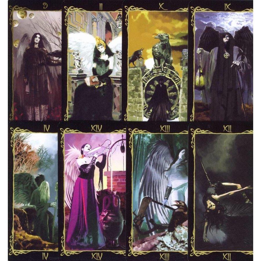 Tarot der dunklen Engel-1
