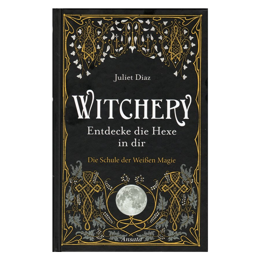 Esoterik Buch über Magie und Hexerei-2