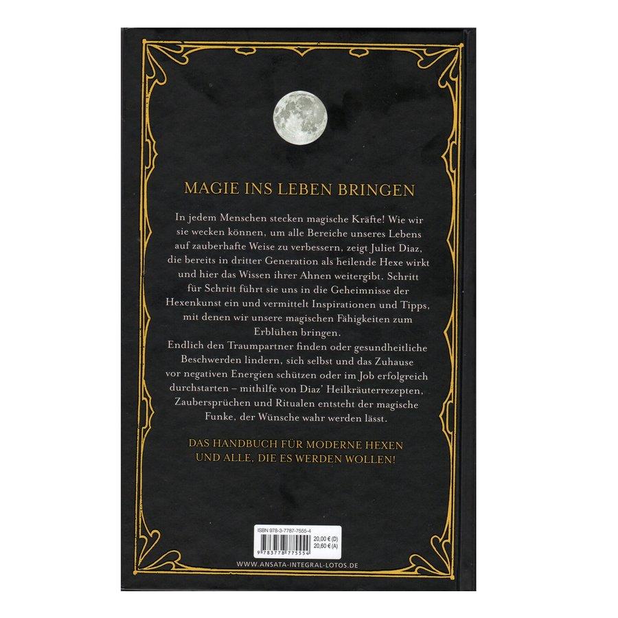 Esoterik Buch über Magie und Hexerei-5
