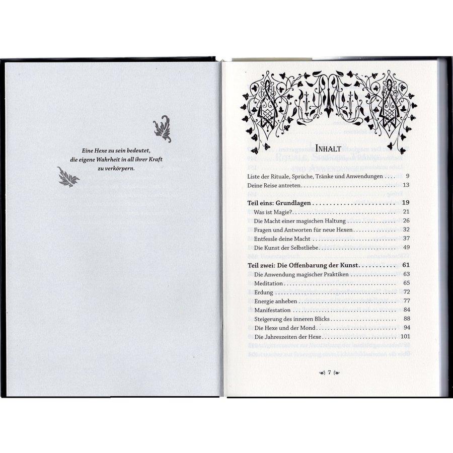 Esoterik Buch über Magie und Hexerei-3
