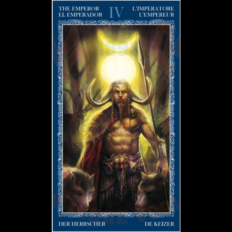 Tarot Buch der Schatten-3