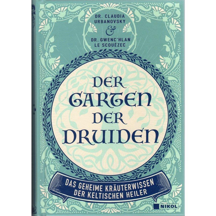 Dr. Claudia Urbanovsky / Dr. Gwenc`hlan Le Scouezec: Der Garten der Druiden-1