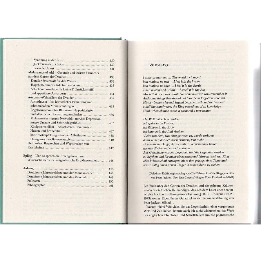 Dr. Claudia Urbanovsky / Dr. Gwenc`hlan Le Scouezec: Der Garten der Druiden-3