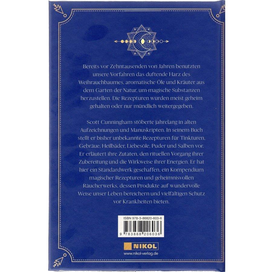 Das große Buch von Weihrauch, Aromaölen und magischen Rezepturen-2