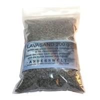 thumb-Lavasand, Feuersand / Räucher Sand-2
