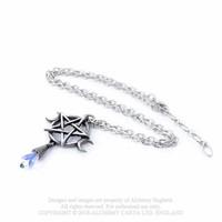 thumb-Triple Goddess  mit Pentagramm-2