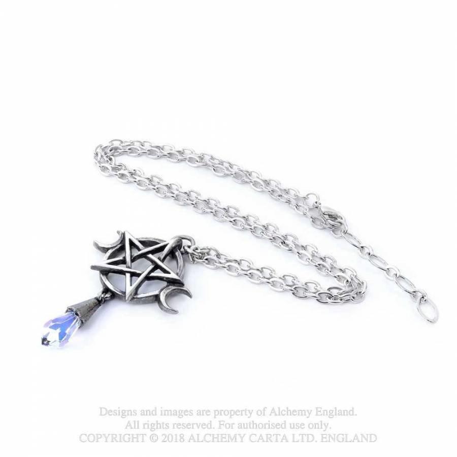 Triple Goddess  mit Pentagramm-2