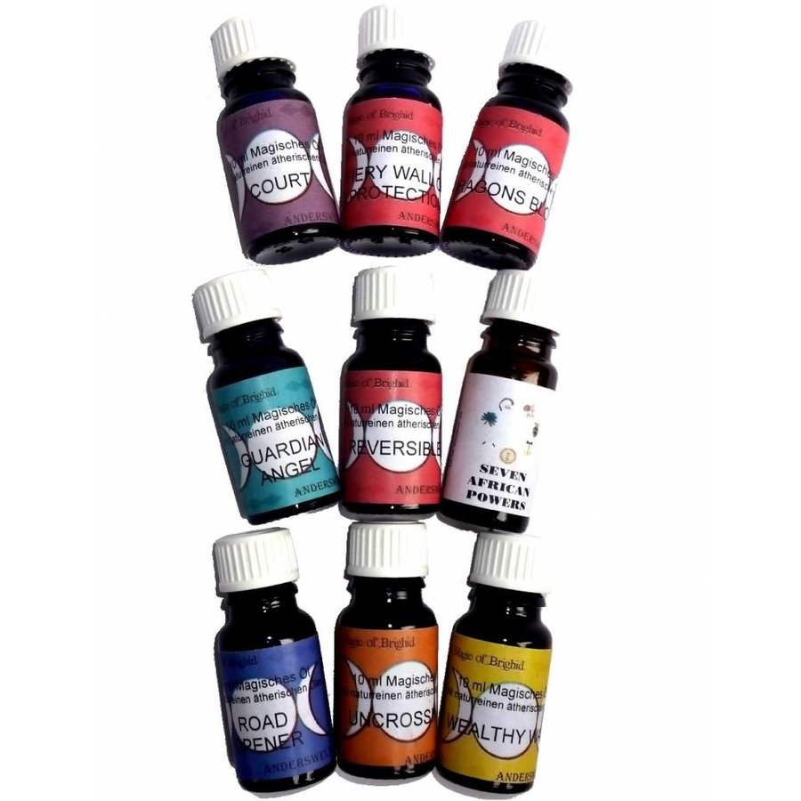 Magic of Brighid magische Öle, Inhalt 10 ml-2