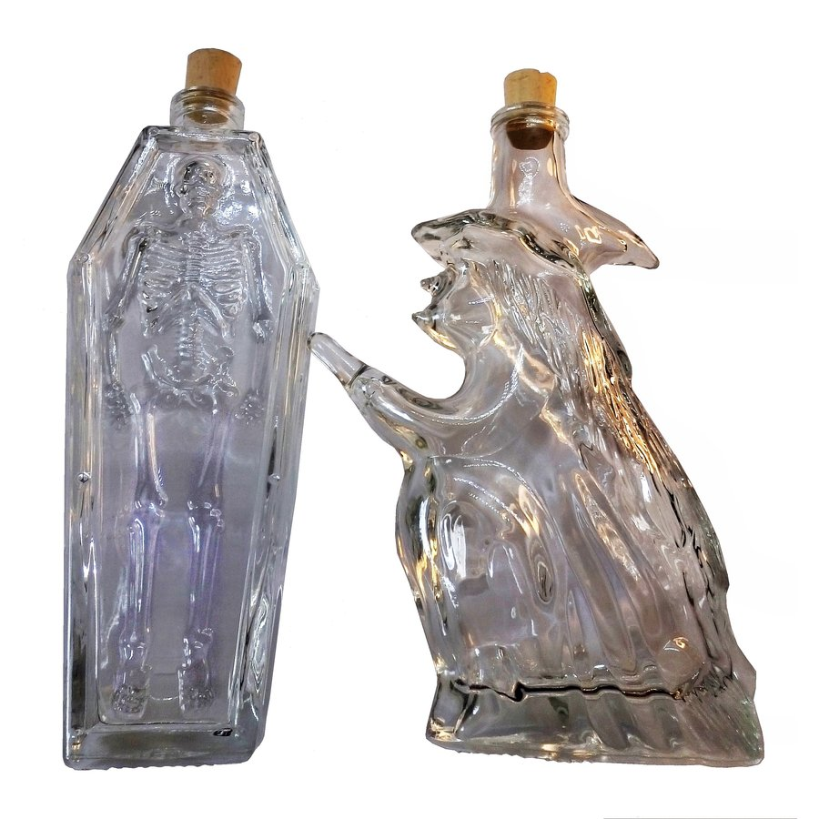 Glasflaschen zum Befüllen  200 ml Fassungsvermögen-2