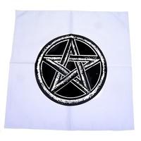 thumb-Altartuch mit Pentagramm in verschiedenen Farben-4