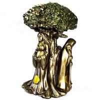 thumb-Mädchen, Mutter, Greisin (Dreifache Göttin)-6