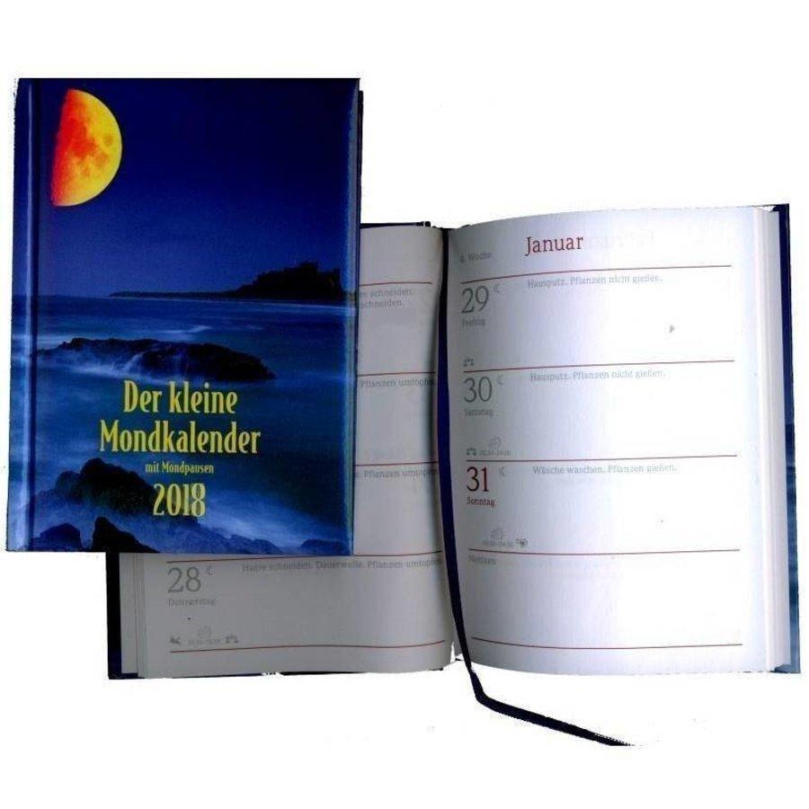 Der kleine Mondkalender 2022-3