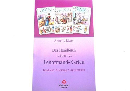 Handbuch zu den großen Lenormandkarten