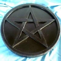 thumb-Altarpentakel Pentagramm-6