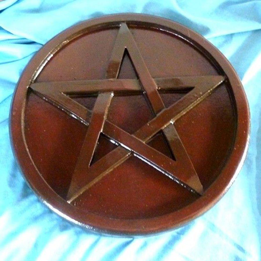 Altarpentakel Pentagramm-8