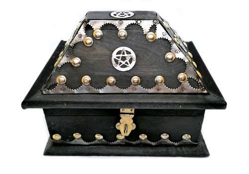 Salem Box, Pentagramm Kästchen