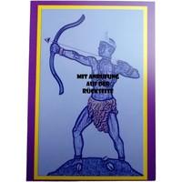 thumb-Gebetskarten mit Orisha Anrufungen-4