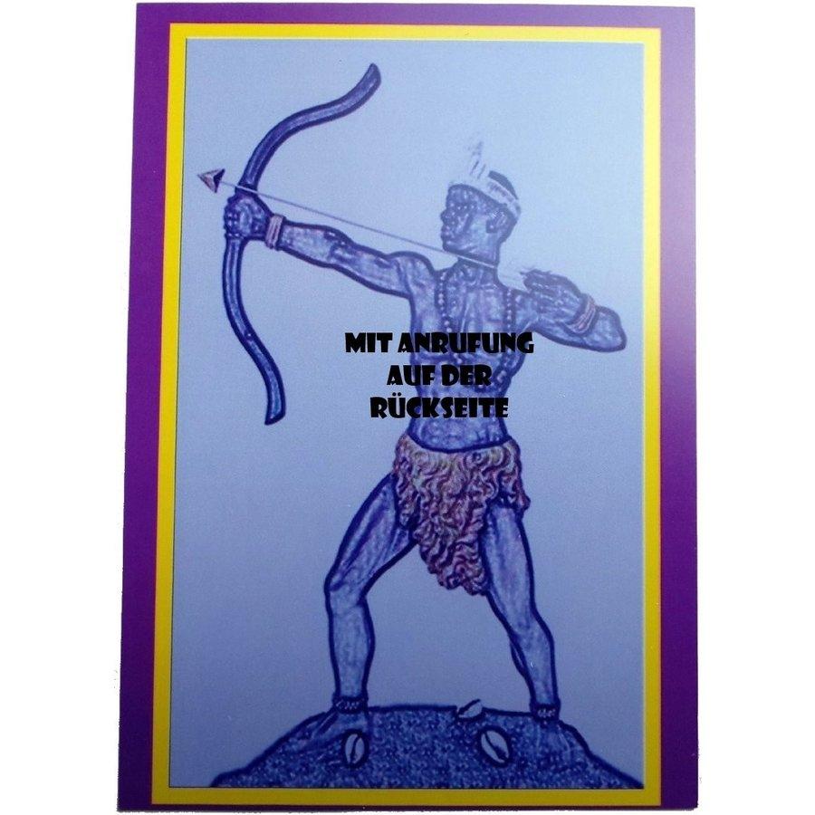 Gebetskarten mit Orisha Anrufungen-4