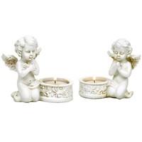 thumb-Zwei Engelchen mit Teelichthalter-1