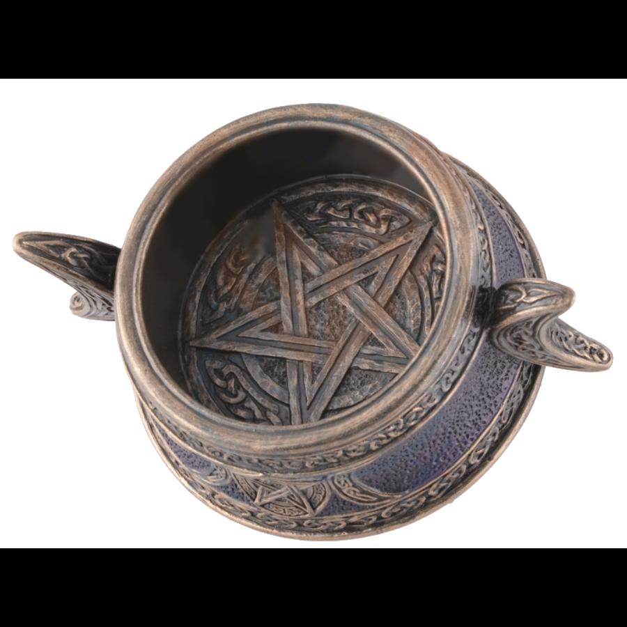 Teelichthalter Dreifache Göttin-5