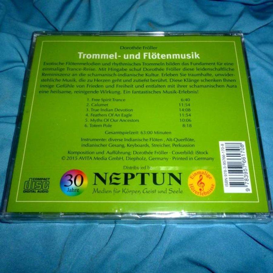 Trommel- und Flötenmusik-3
