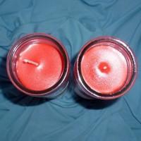 thumb-Julfest Jahreskreis Kerze im Glas-3