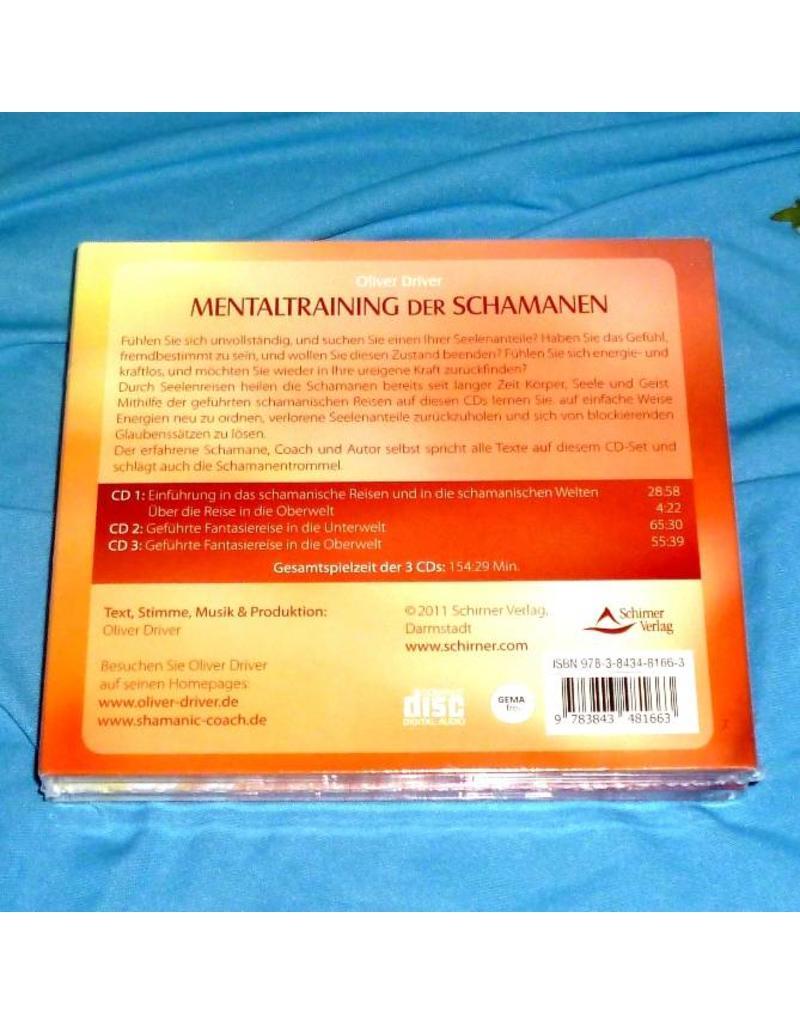 Spirituelles Mentaltraining der Schamanen, Geführte Fantasiereisen in schamanische Welten
