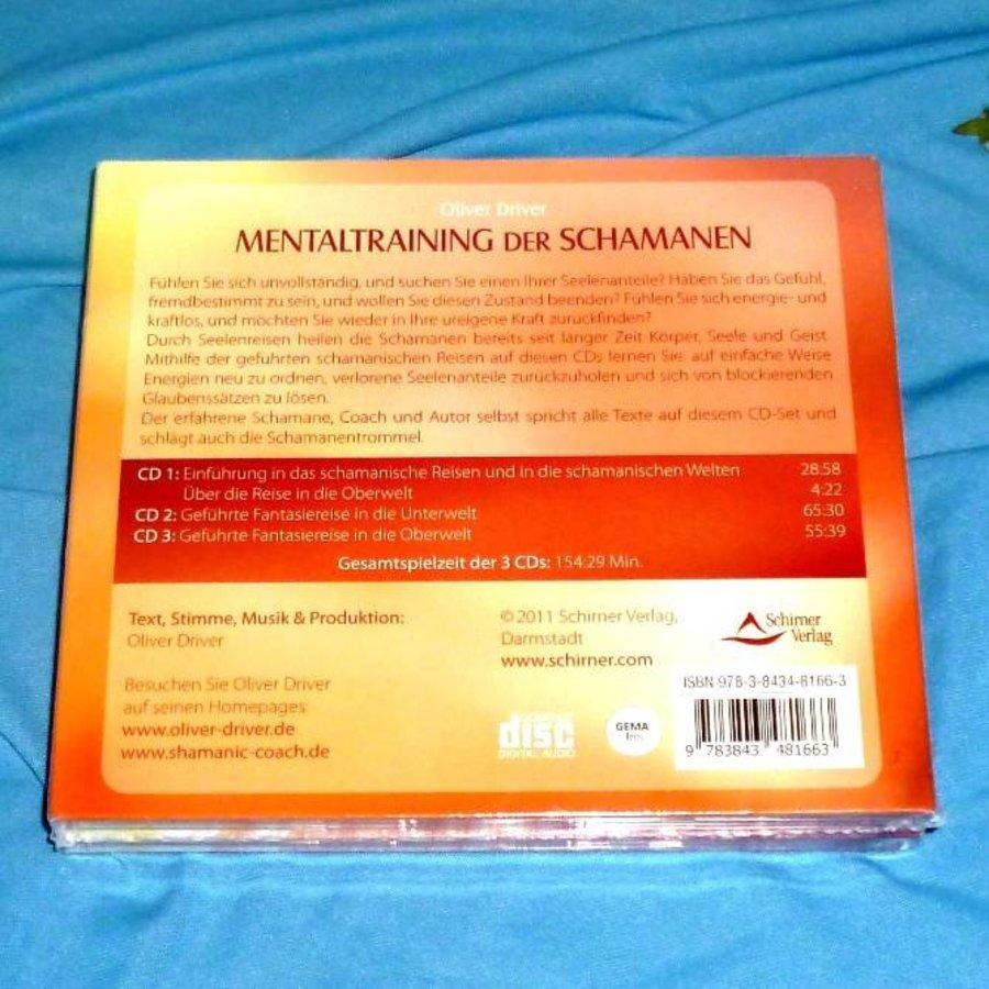 Mentaltraining der Schamanen, Geführte Fantasiereisen in schamanische Welten-3