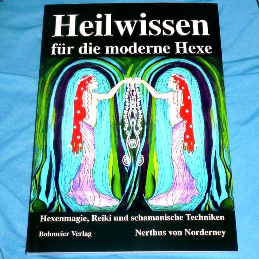 Heilwissen für die moderne Hexe von Nerthus von Norderney-2