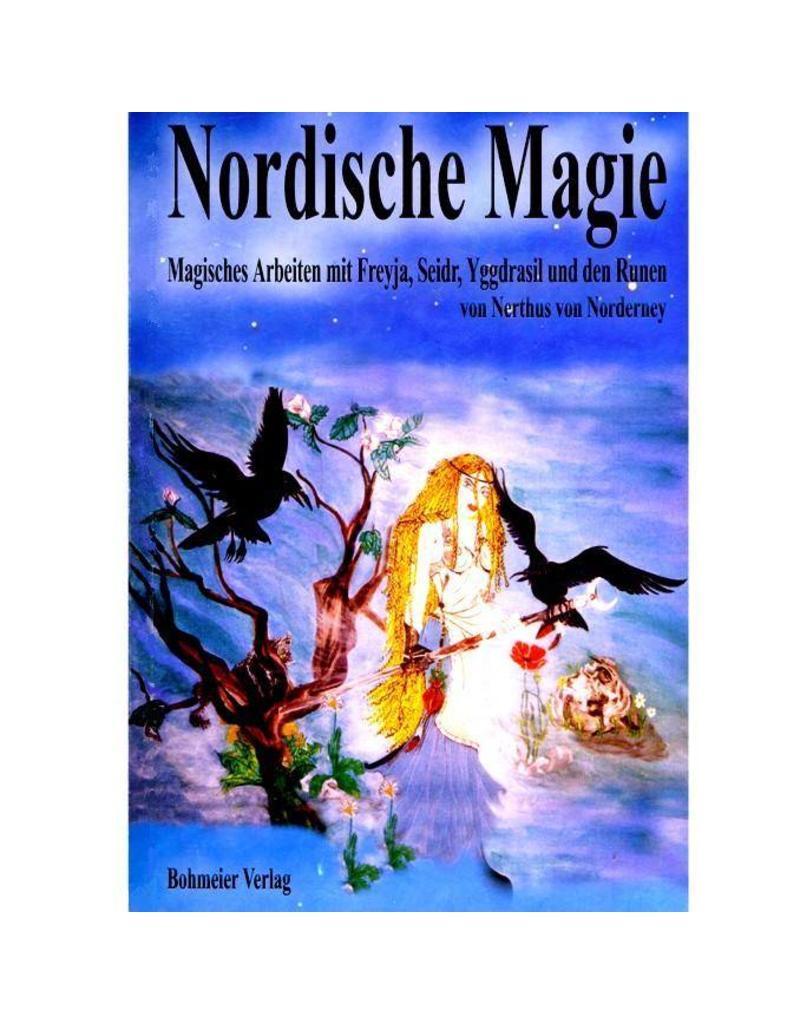 Magiebuch Nordische Magie von Nerthus von Norderney