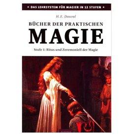 Magiebuch Bücher Magie -Stufe 1
