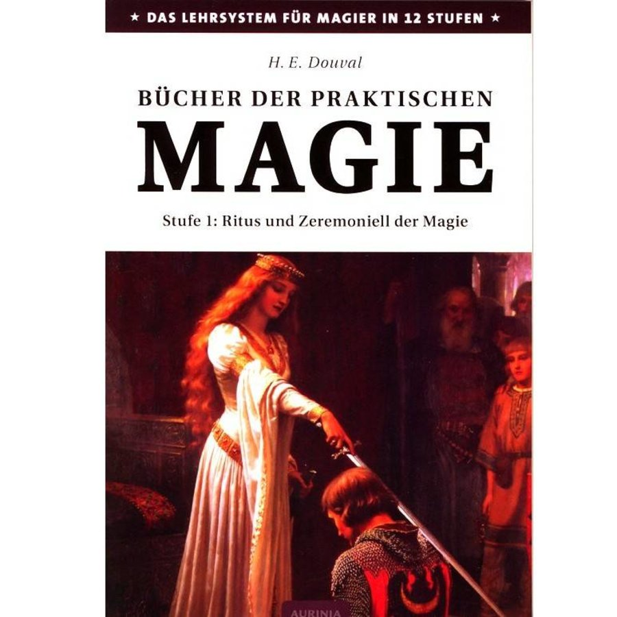 Bücher der praktischen Magie - Stufe 1-1
