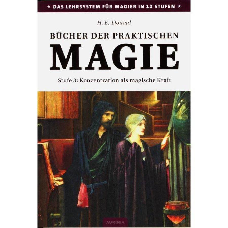 Bücher der praktischen Magie - Stufe 3-1