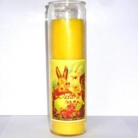 thumb-Ostara Jahreskreis Kerze im Glas-3