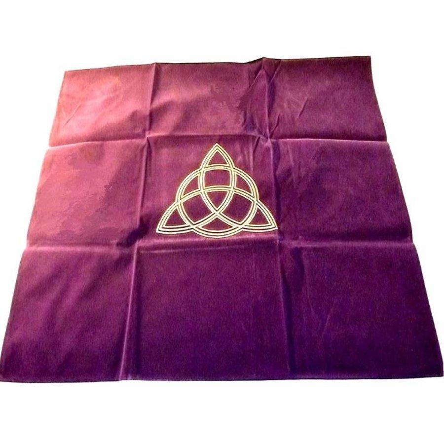 Tarot Decke Dreifache Göttin-Charmed mit Triquetta-1